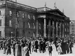 The Easter Rising, Irish Rebellion of 1916